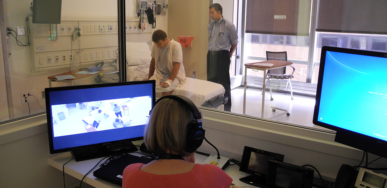 Standardized Patient Simulation in the VCU Center for Human Simulation and Patient Safety